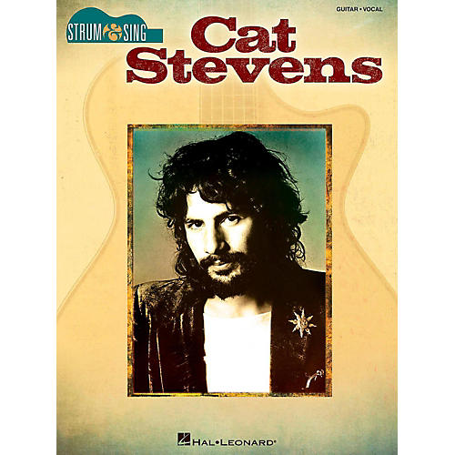 Cherry Lane Cat Stevens - Strum & Sing for Easy Guitar