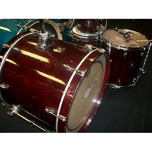 Gretsch Drums Catalina Ash Drum Kit Black Cherry