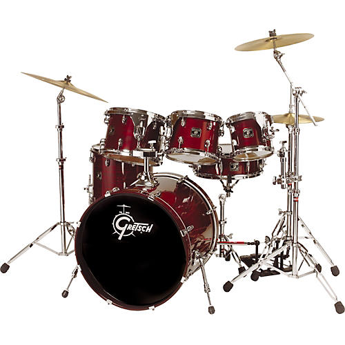 Gretsch Drums Catalina Ash Fusion Shell Pack with Free 8