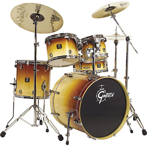 Gretsch Drums Catalina Birch Fusion Floor Shell Pack