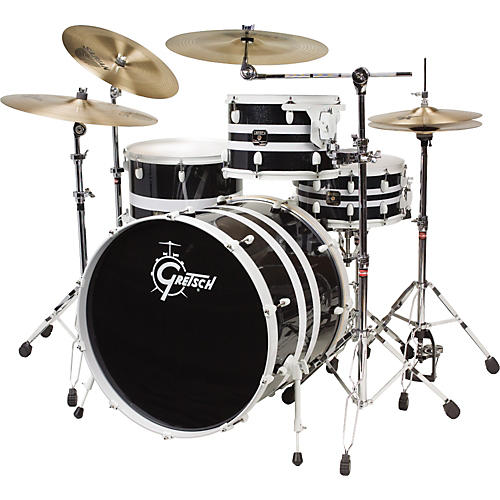 Gretsch Drums Catalina Club Mod 4-Piece Double Stripe Shell Pack