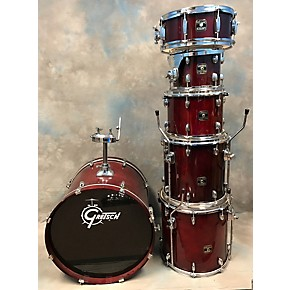 used gretsch drums catalina club series drum kit guitar center. Black Bedroom Furniture Sets. Home Design Ideas