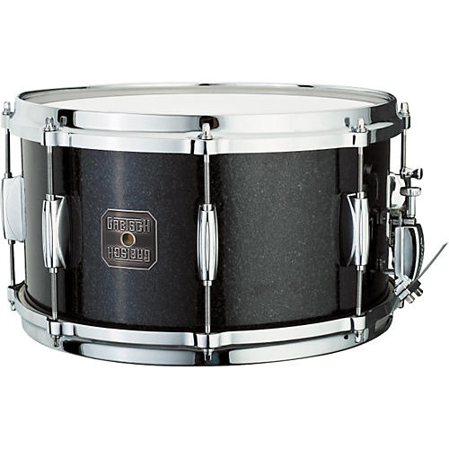 Gretsch Drums Catalina Club Snare Drum - Black Sparkle-thumbnail