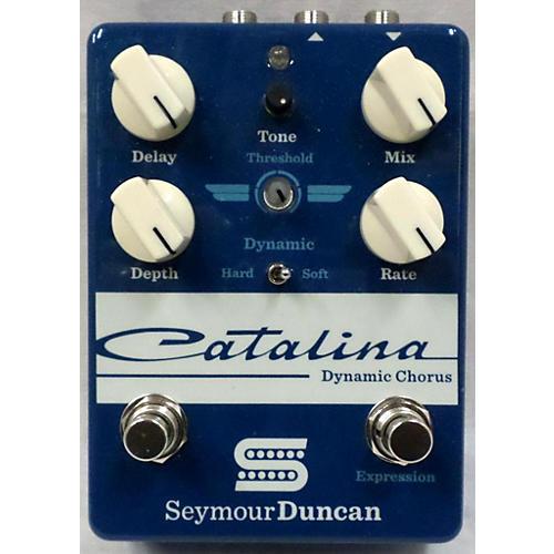 Seymour Duncan Catalina Dynamic Chorus Effect Pedal