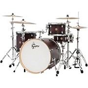 "Gretsch Drums Catalina Maple 4-Piece Shell Pack with 22"" Bass Drum"