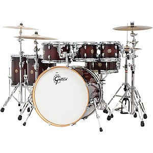 Click here to buy Gretsch Drums Catalina Maple 6-Piece Shell Pack with Free 8 in. Tom by Gretsch Drums.