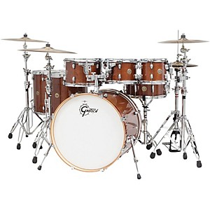Gretsch Drums Catalina Maple 6-Piece Shell Pack with free 8 inch Tom by Gretsch Drums