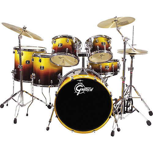 Gretsch Drums Catalina Maple Fusion Shell Pack with Free 16