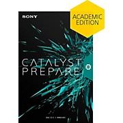 Sony Catalyst Prepare - Academic Software Download