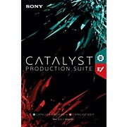 Sony Catalyst Production SuiteSoftware Download