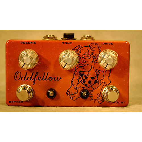 In Store Used Caveman Version 1 Effect Pedal