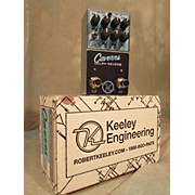 Keeley Caverns Delay Reverb Effect Pedal