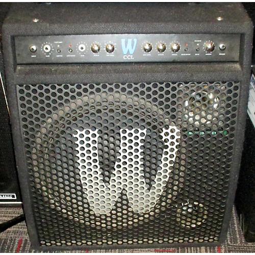 Warwick Ccl 250w 1x15 Bass Combo Amp