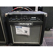 Drive Cd 200b Bass Combo Amp