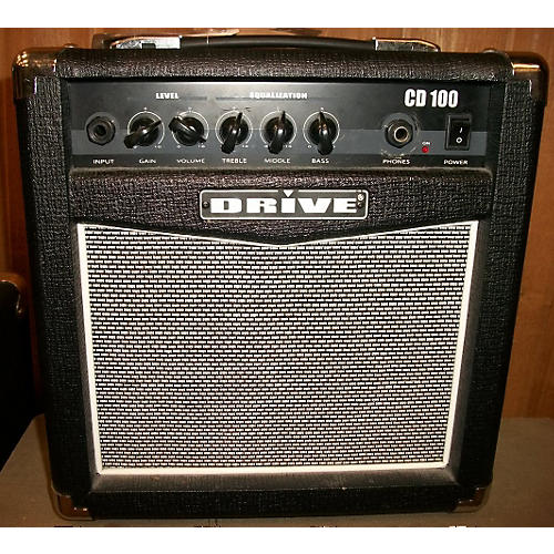 Drive Cd100 Guitar Combo Amp-thumbnail