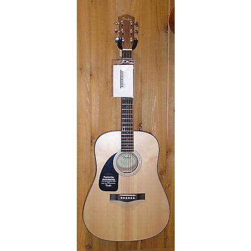 Fender Cd100lh Acoustic Guitar-thumbnail