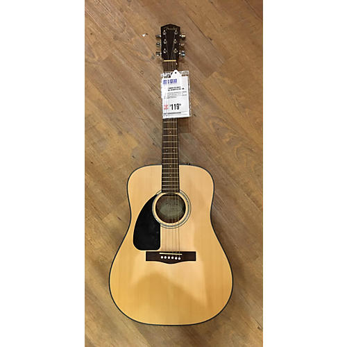 Fender Cd100lh Acoustic Guitar-thumbnail