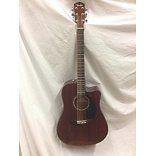 Fender Cd60sce Acoustic Electric Guitar