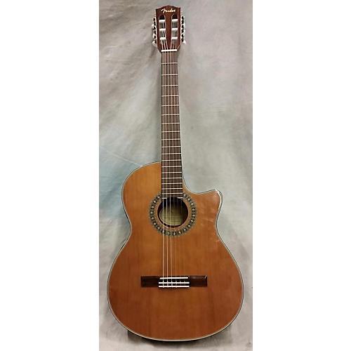 Fender Cdn 240sce Classical Acoustic Electric Guitar-thumbnail