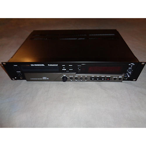 Tascam Cdrw900sl CD Player