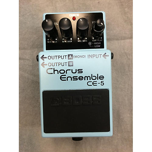 Boss Ce5 Effect Pedal