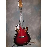 Ovation Ce778 Custom Elite Acoustic Electric Guitar