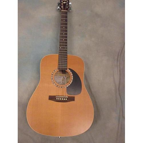 used art lutherie cedar acoustic guitar guitar center. Black Bedroom Furniture Sets. Home Design Ideas