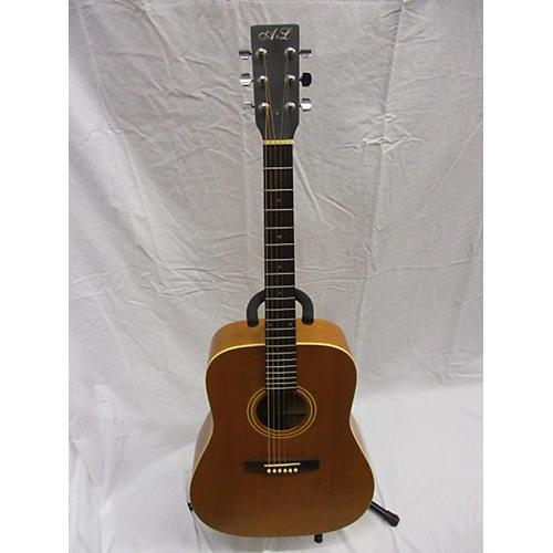 used art lutherie cedar top acoustic guitar guitar center. Black Bedroom Furniture Sets. Home Design Ideas