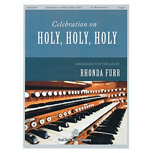 Fred Bock Music Celebration on 'Holy, Holy, Holy' Organ Solo by Fred Bock Music