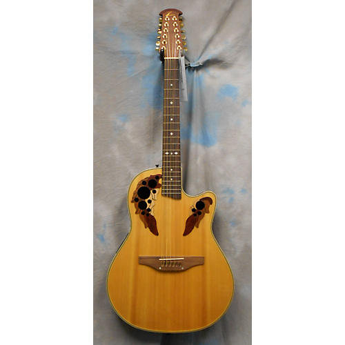 Ovation Celebrity 12 String 12 String Acoustic Electric Guitar-thumbnail