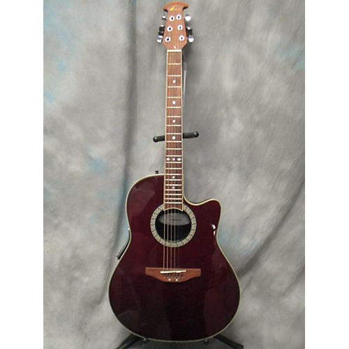 Ovation CK057 Celebrity Acoustic Electric Guitar Review ...