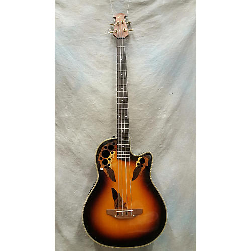 Ovation CC-274 Celebrity Deluxe Acoustic-Electric Bass ...