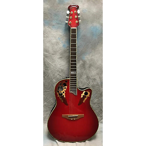 Ovation Celebrity CP2001 Acoustic Electric Guitar-thumbnail