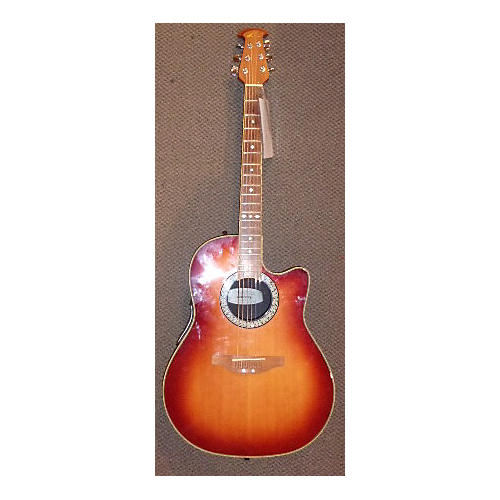 Ovation Celebrity Cc057 Acoustic Electric Guitar-thumbnail