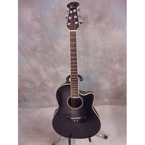 Ovation Celebrity Deluxe Acoustic Electric Guitar