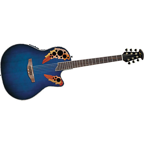 Ovation Celebrity Deluxe SS CC48 Acoustic-Electric Guitar