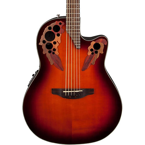 Ovation Celebrity Elite Acoustic-Electric Guitar Sunburst