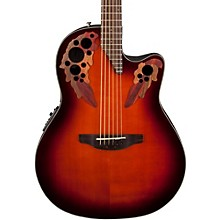 Celebrity Elite Acoustic-Electric Guitar Sunburst