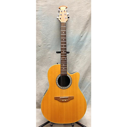 Ovation Celebrity Natural Acoustic Electric Guitar-thumbnail
