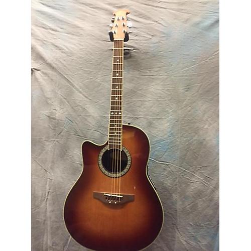 Ovation Celebrity Standard Left-Handed LCC 047 Acoustic Electric Guitar