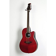 Celebrity Standard Mid-Depth Cutaway Acoustic-Electric Guitar Level 2 Ruby Red 190839062253
