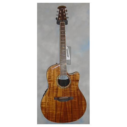 Ovation Celebrity Standard Plus Mid-Depth Cutaway Acoustic Electric Guitar-thumbnail