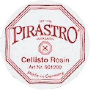 Pirastro Cellisto Cello Rosin by Pirastro