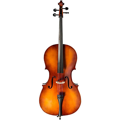 STROBEL Cello 1/8 Outfit Student Outfit With Fiberglass Bow
