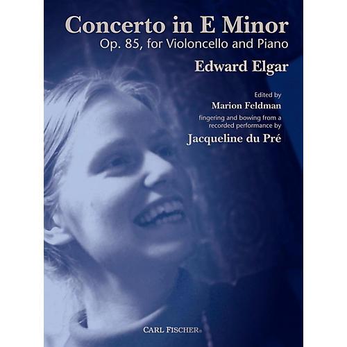 Carl Fischer Cello Concerto - Elgar /Du Pre-thumbnail
