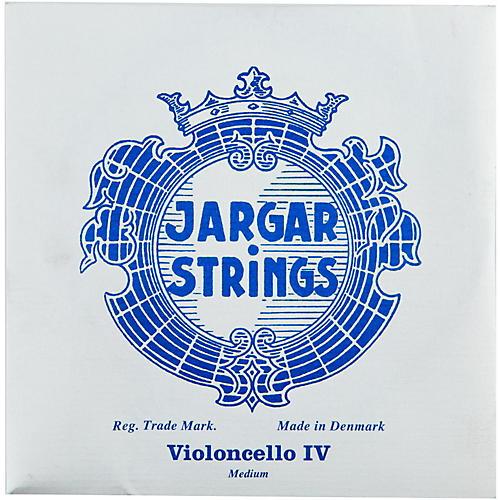 Jargar Cello Strings C, Medium 4/4 Size