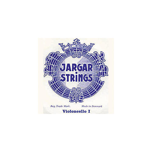 Jargar Cello Strings G, Silver, Forte 4/4 Size
