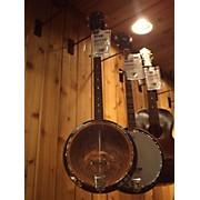 Luna Guitars Celtic 5 String Banjo Banjo