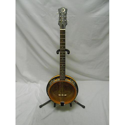 Luna Guitars Celtic 6-String Banjo Banjo-thumbnail
