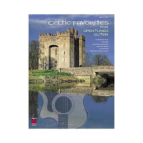 Hal Leonard Celtic Favorites for Open-Tuned Guitar Book